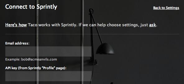 Sync Sprintly issues via API