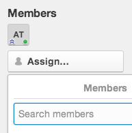 Assigning yourself a Trello card